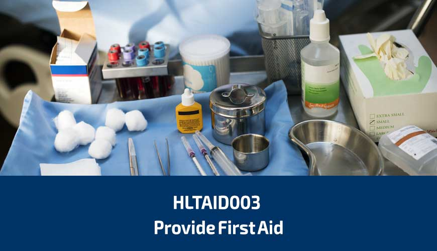 HLTAID003-Provide-First-Aid