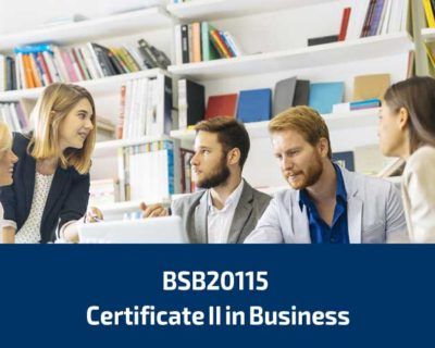 BSB20115 Certificate II in Business