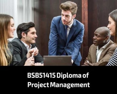 BSB51415 Diploma of Project Management