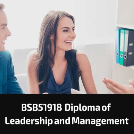BSB51918 Diploma of Leadership and Management