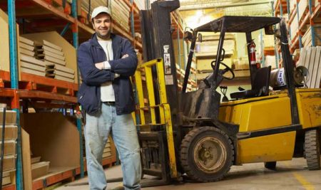 Company fined $60,000 after worker injured in forklift incident