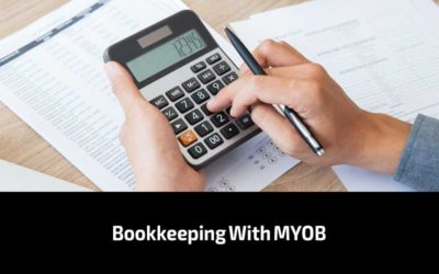 Bookkeeping With MYOB