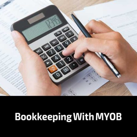 Bookkeeping With MYOB