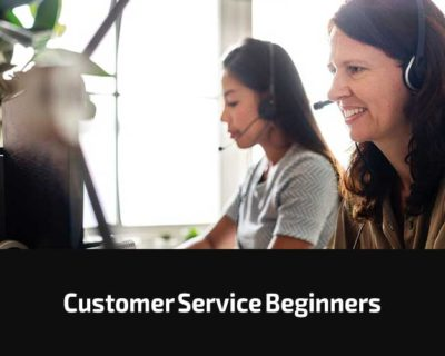 Customer Service Beginners