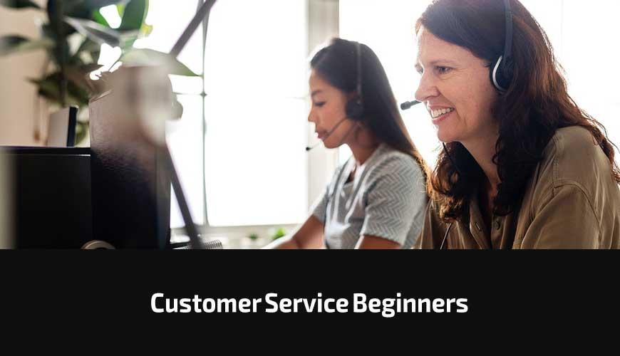 Customer-Service-Beginners
