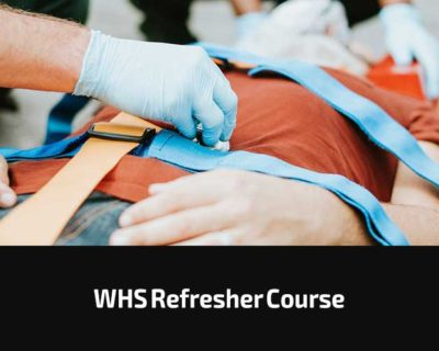 WHS Refresher Course